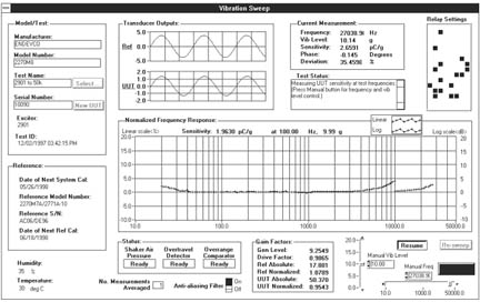 DAQ Application: Accelerometer Calibration | GaGe